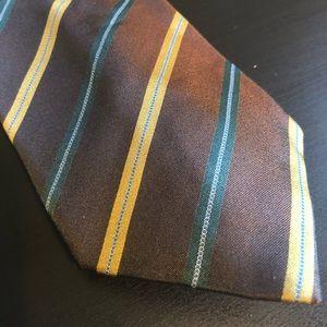 Italo Ferretti Silk Tie